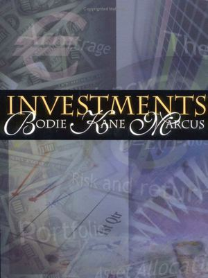 Mcgraw-Hill, Investments, 5th Edition - Vol I [2001 Isbn0072503661]