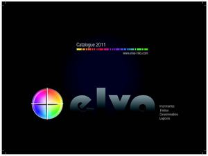 Catalogue ELVA