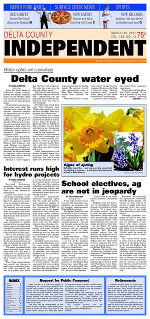 Calamo Delta County Independent Issue 13 March 30 2011