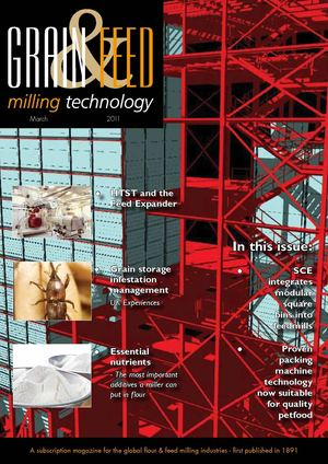 March | April 2011 - Grain & feed Milling Technology magazine