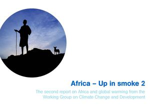 Africa - Up in Smoke - Global Warming Vulnerability