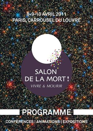 Catalogue du Salon de la mort