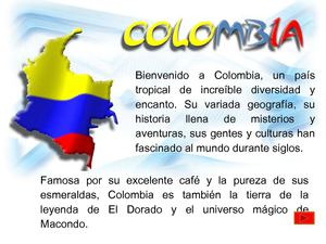 Colombia !!!
