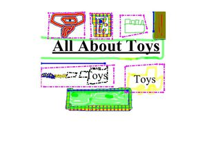 All About Toys