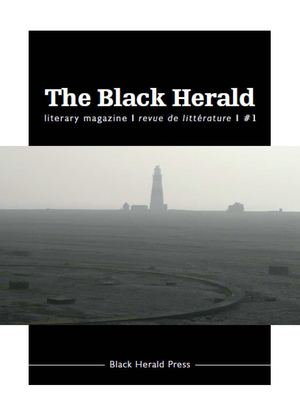 THE BLACK HERALD, n°1 Excerpts / Extraits