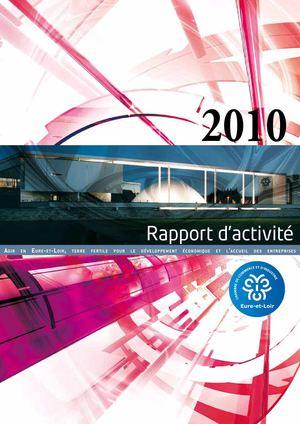 Calam o rapport d 39 activit 2010 de la chambre de - Chambre de commerce 92 ...