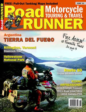RoadRUNNER Magazine May/June 2011 Preview