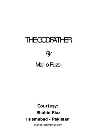 The_Godfather_By_Mario_Puzo