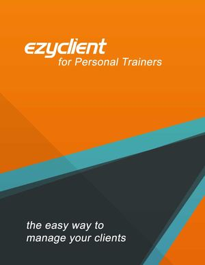 Ezy Client - for Personal Trainers