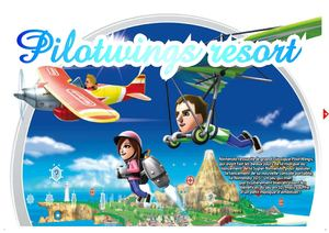 PilotWings Resort [3DS]