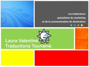 Laura Valentine Traductions Tourisme