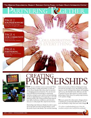 Partnering Together - Creating Partnerships - 1.6