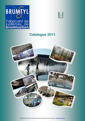 BRUMSTYL Catalogue 2011