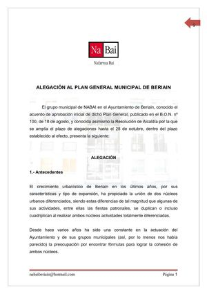 Aleg. Plan.Municipal