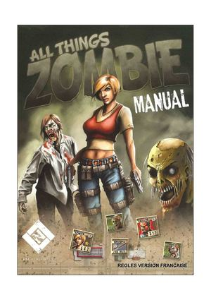 All Things Zombies