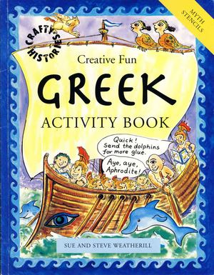 Ancient Greek Activity Book by Sue and Steve Weatherill (extract)