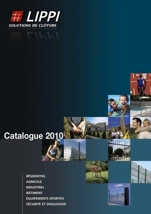 Catalogue solution de cloture