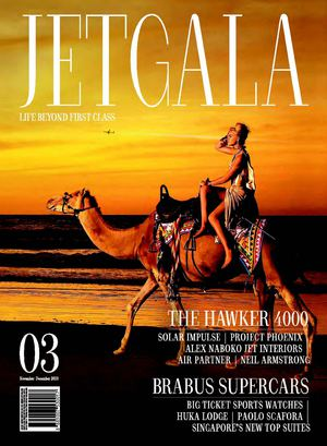 Jetgala Magazine Issue 3