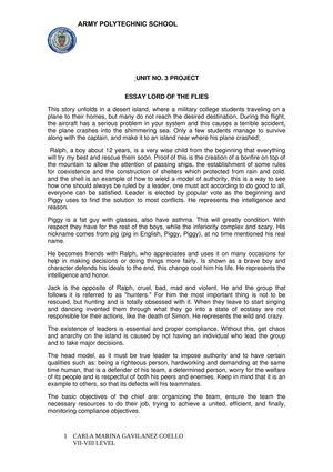 lord of the flies ap essay prompts Lord of the flies essay directions: write on one of the following essay prompts the essay must be a formal literary multi-paragraph essay (just like you learned last year) with a hook, précis, a clear thesis with reasons, topic sentences, cd's, cm's, conclusion, third person, present tense, proper mla heading, citations.