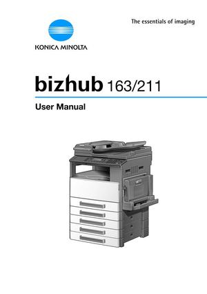 calam o bizhub 163 user manual rh calameo com konica minolta bizhub 163 service manual download konica minolta bizhub 163 manual download