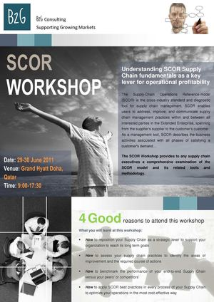 Workshop SCOR in Doha