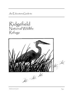 An Educators Guide to Ridgefield National Wildlife Refuge