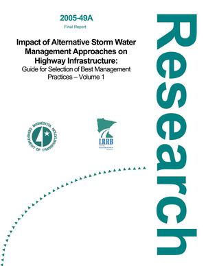 MN: Impact of Alternative Storm Water Management Approaches