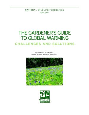 The Gardener's Guide to Global Warming