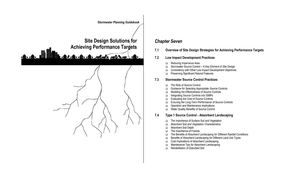 Canada: BC: Stormwater Planning Guidebook