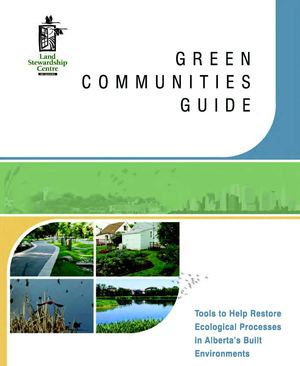 Canada: Green Communities Guide