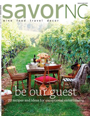 SavorNC Magazine - May/June 2011