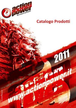 Action Power Catalogo 2011