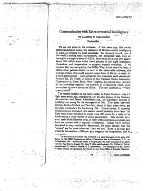 Communication With Extraterrestrial Intelligence_ufo34