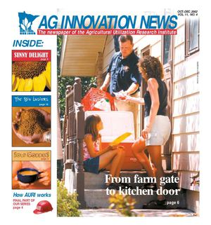 Ag Innovation News Oct-Dec 2002