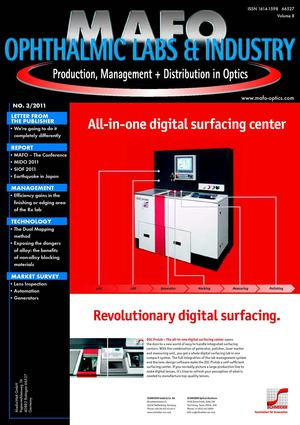 MAFO 2011 Issue 03 - Ophthalmic Labs & Industry -