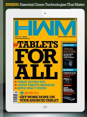 HWM Singapore May 2011 Preview