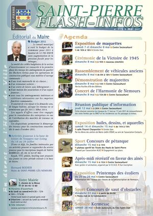 Saint-Pierre Flash-Infos n°115 - mai 2011