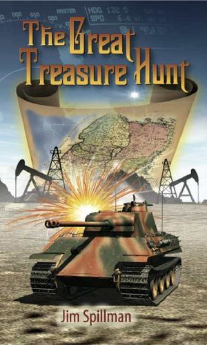 The Great Treasure Hunt (sample) by: Jim Spillman