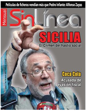 REVISTA SIN LINEA ABRIL 2011