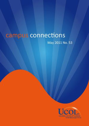 Campus Connections May