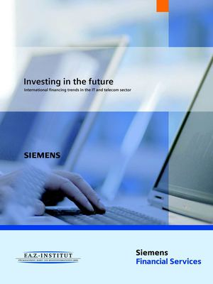 Siemens - Investing in the future
