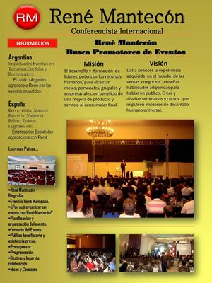 Revista Rene Mantecon