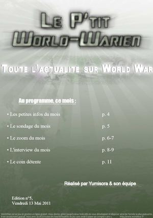 Le p'tit worldwarien 5