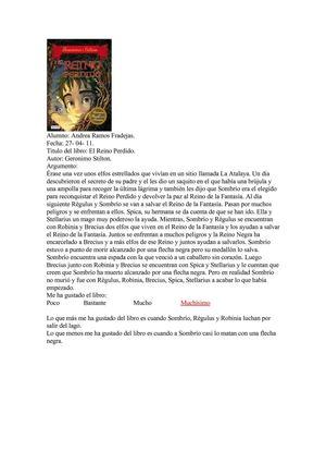 Calaméo - RESÚMENES DE LIBROS