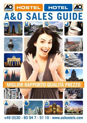 A&O Salesguide 2011, Italiano
