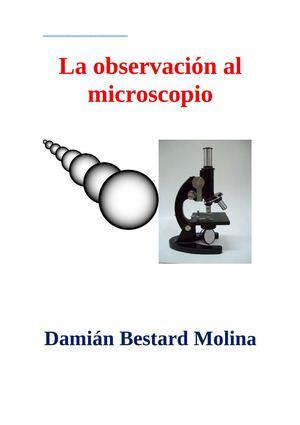 Calaméo - La observación al microscopio