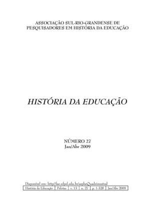 Calamo histria da educao rhe n 27 histria da educao rhe n 27 fandeluxe Image collections
