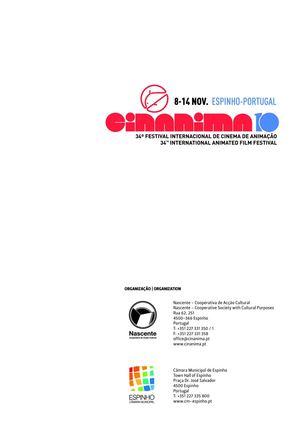 59904ae57d6 Calaméo - Catálogo Cinanima 2010