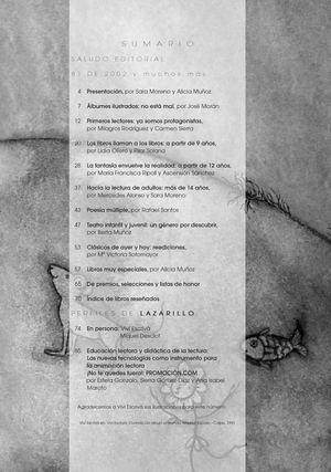 Calaméo - Lazarillo 9. Revista de Literatura