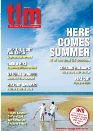 tlm - the travel & leisure magazine summer 2011